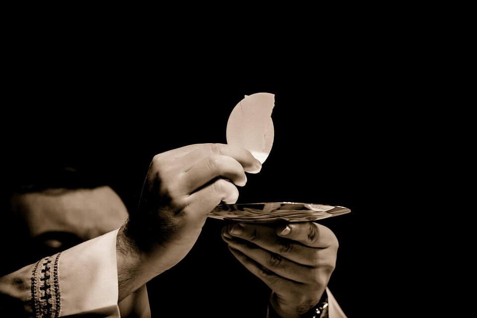 historia de la eucaristía