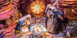 belén de navidad en Madrid