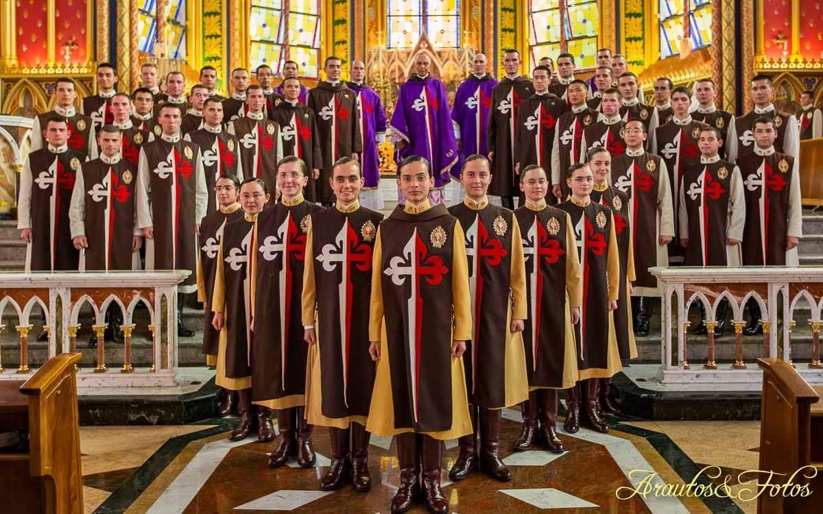 Heraldos del Evangelio